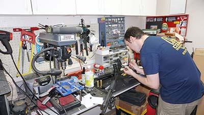 Firearm Repairs Upgrades